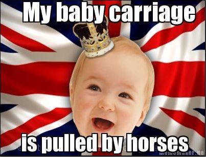 Royal Baby Memes: Internet Inspired by Britain's Future Heir