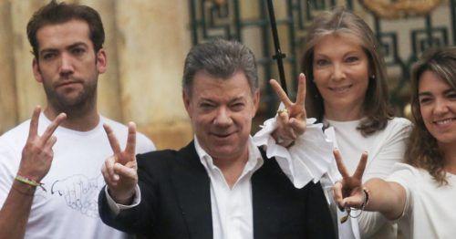 Premio Nobel de la Paz para Juan Manuel Santos