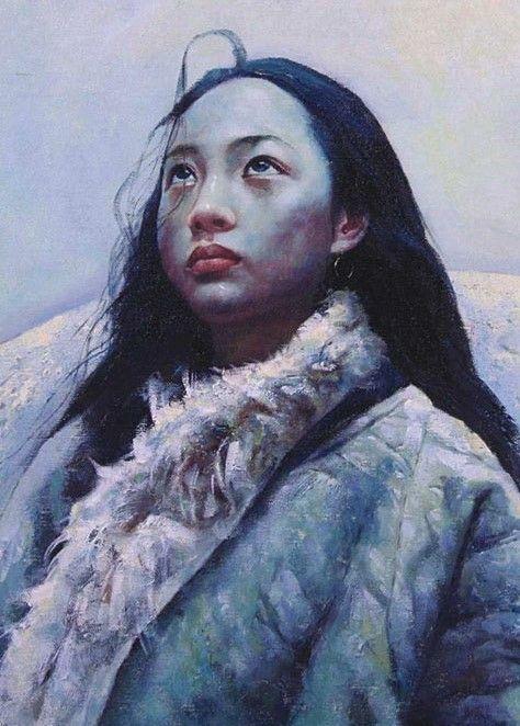 Ai Xuan (艾軒; b1947, Jinhua, Zhejiang Province, China) | PIN made by RomANikki