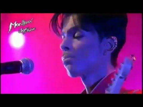 Prince Empty Room Live Montreux