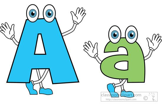 39++ Small letter a clipart ideas