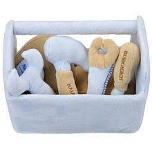 """FAO Schwarz Stuffed Tool Box - Blue - FAO Schwarz - Toys """"R"""" Us"""