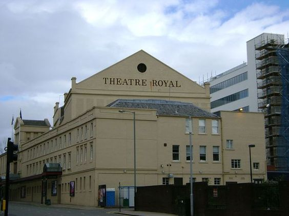 Theatre Royal The oldest theatre in Glasgow, it originally opened in 1867 and is home to Scottish Opera and Scottish Ballet,
