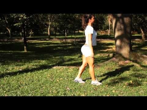 Série de Exercícios Funcionais para os Glúteos