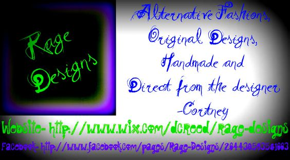 Rage Designs - Business card