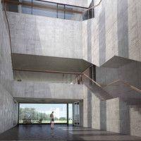 NEST interior atrium