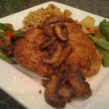 Hazelnut Chicken  #