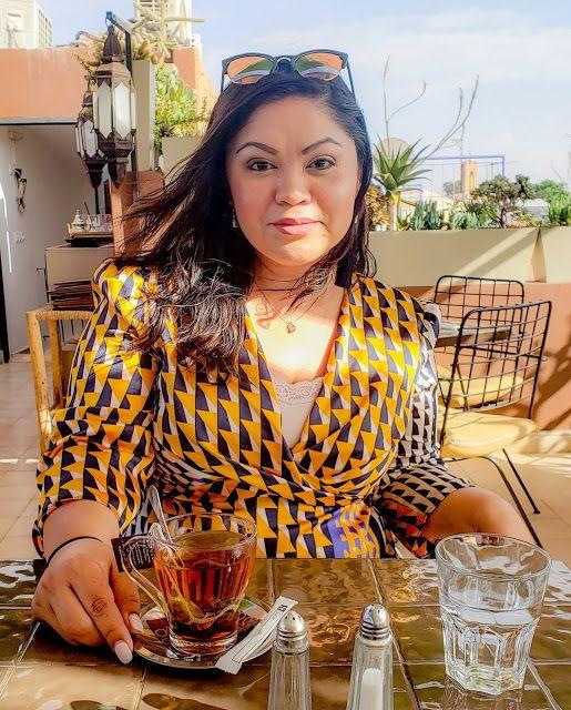 Dating Woman Marrakech.)