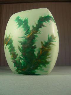 Marlene Brady: Brady's Finger Painting With Polymer Clay Techniqu...