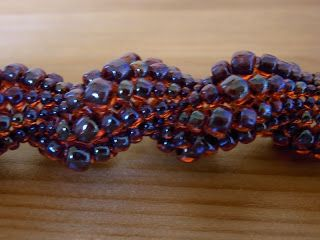 Solidbeads - The beady side of life: Opera Necklace