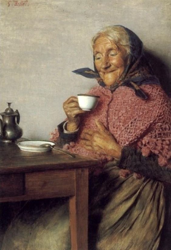 The Athenaeum - A Good Brew (Gaetano Bellei)