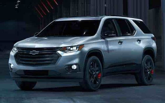 2019 Chevy Traverse Redline Release Date Chevy Model Regarding
