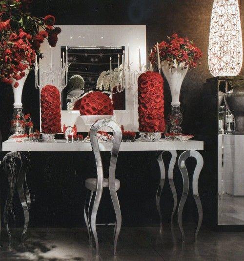 Luxusmöbel von VG Newtrend schwarzer esstisch
