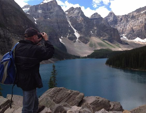 Editor Gary's Trip Westward | Reader's Digest