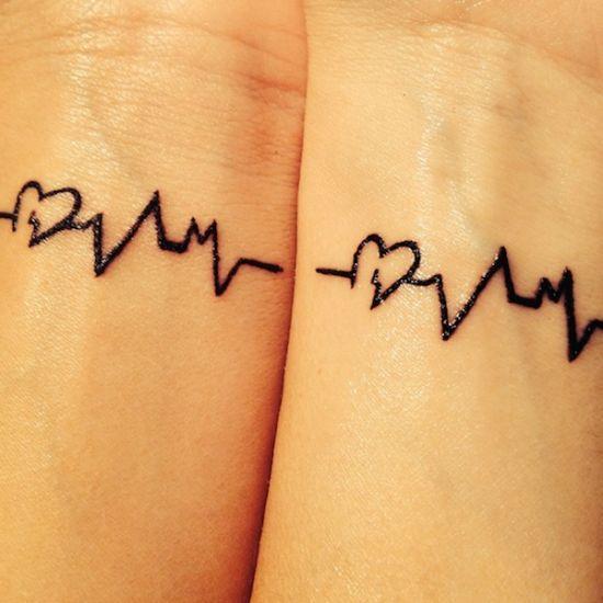 Linhas do coração!