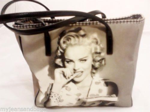 6085759294 Marilyn Monroe GUESS Purse Handbag