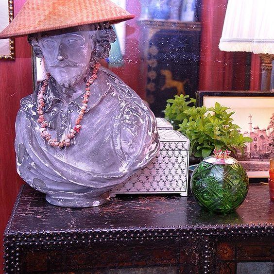 Lynn von Kersting's beautiful shop, Indigo Seas @indigoseasshop Instagram photos | Websta