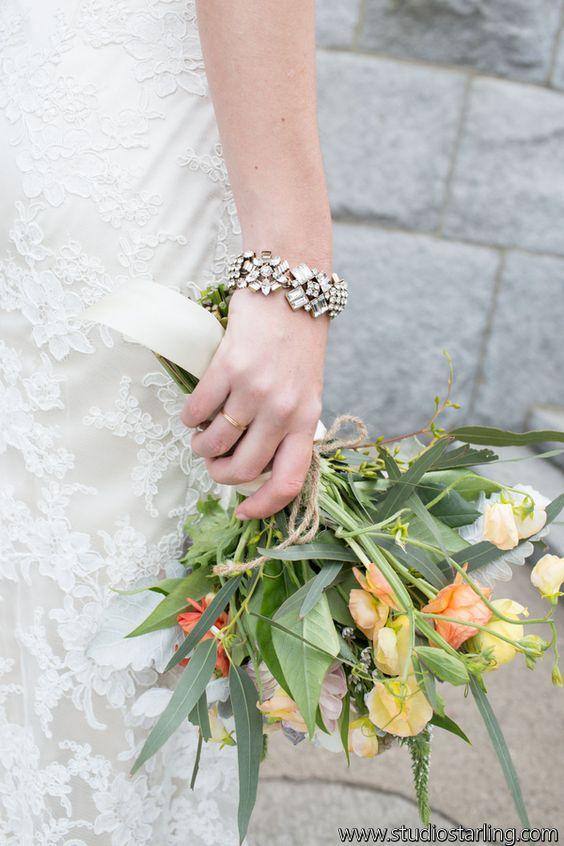 bridal bouquet Studio Starling