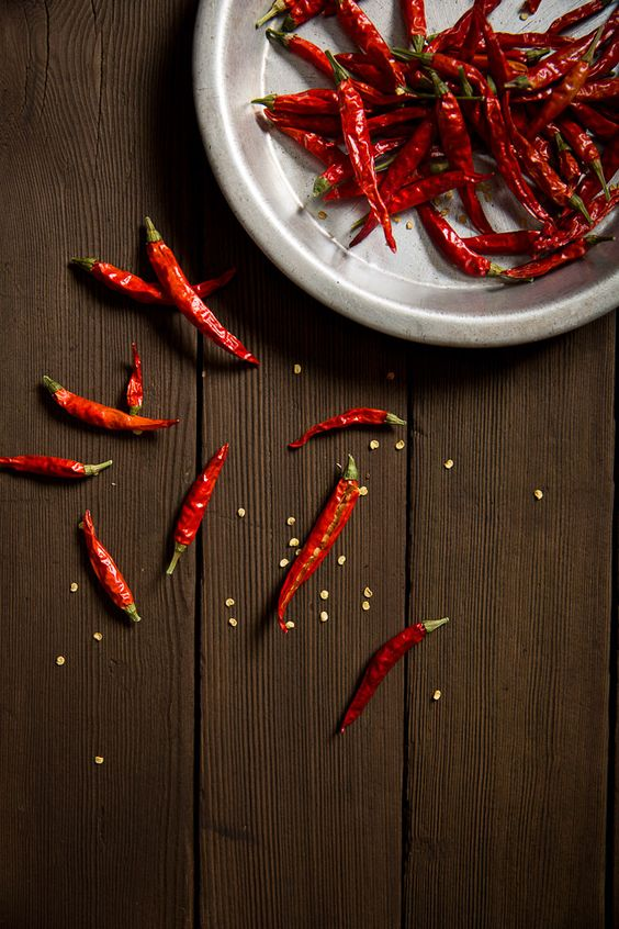 Dragon peppers by Goboroots blog: