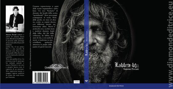 """""""Labbra blu"""", di Simone Pozzati"""