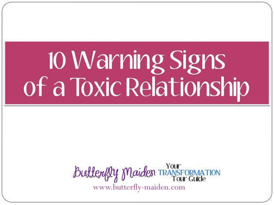 You Deplete Me: 10 Steps to End a Toxic Relationship