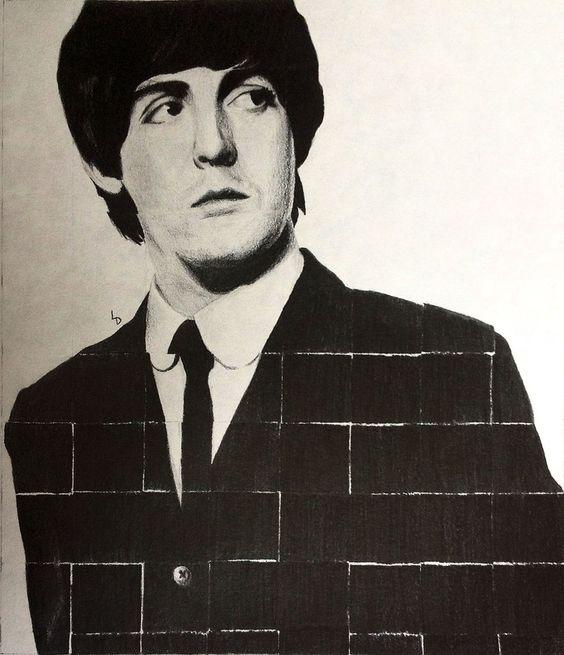 Paul McCartney by crazy4beatles.deviantart.com on @DeviantArt