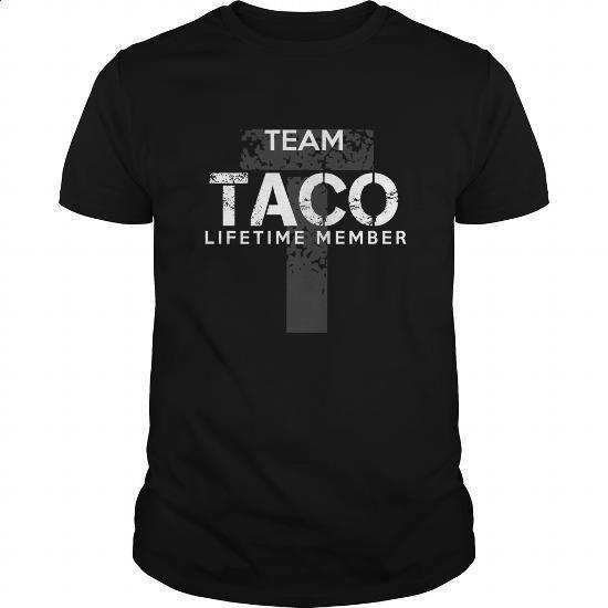 TACO - #best t shirts #hoddies. GET YOURS => https://www.sunfrog.com/LifeStyle/TACO-Black-Guys.html?id=60505