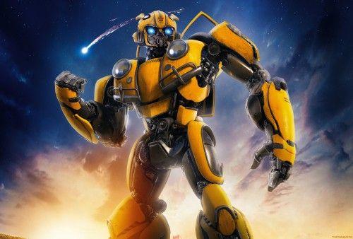 Bumblebee Movie 4k 2018 Wallpaper Imagenes Transformers
