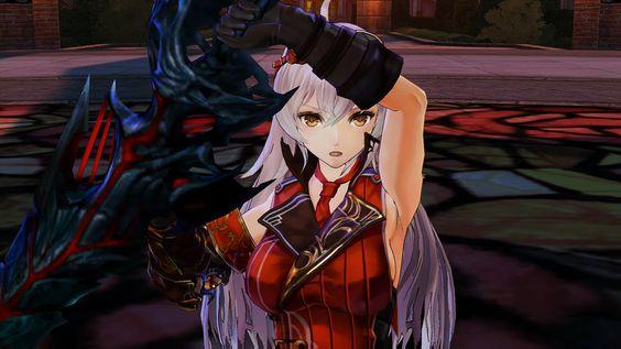 KOEI TECMO ANUNCIA NIGHTS OF AZURE Koei Tecmo ha anunciado la llegada a Occidente de Nights of Azure, una aventura épica producida por GUST Studios.