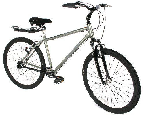 Sonoma Men`s Chainless Drive Evolution Urban Commuter Bicycle