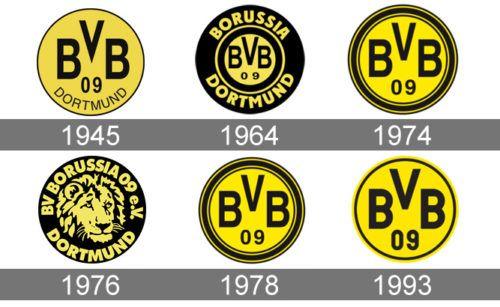 Borussia Dortmund Logo Borussia Dortmund Dortmund Soccer Logo