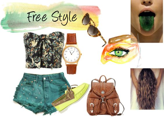 """Free Style"" by kendallshaye on Polyvore"