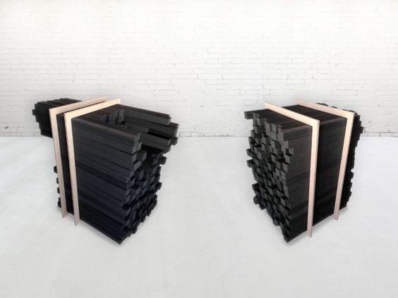 Sink In: Adjustable Seating by Keren Shiker