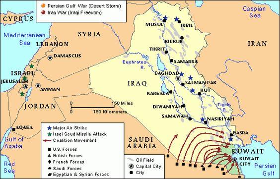 Operation Desert Thunder