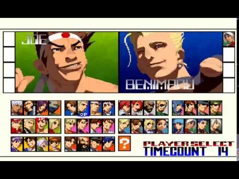 Kof 2001 The King Of Fighters 2001 阿晨 A Chen Vs Hiro ひろ King Of Fighters Fighter Character Concept