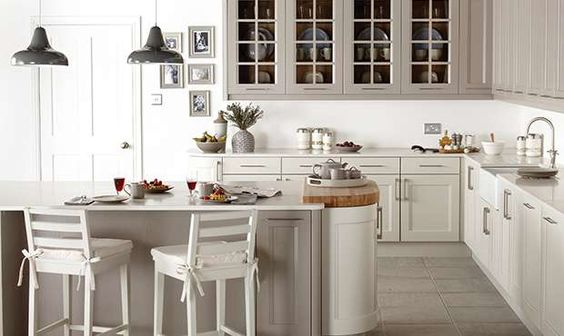 A stylish kitchen on a budget period living ikea for Stylish kitchens on a budget
