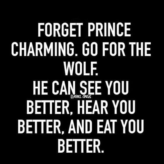No Prince for me...