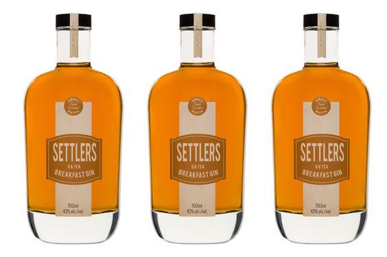 Settlers G & Tea Breakfast Gin