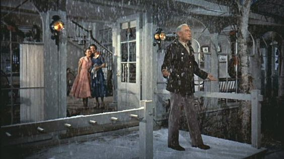 Major General Waverly sees the snow. I start crying right about now.