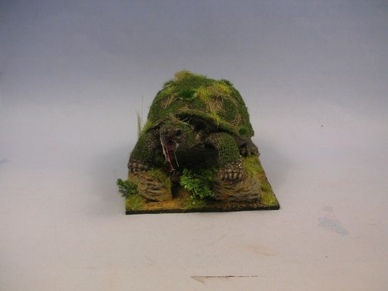 25mm Hordes of the things Elves army