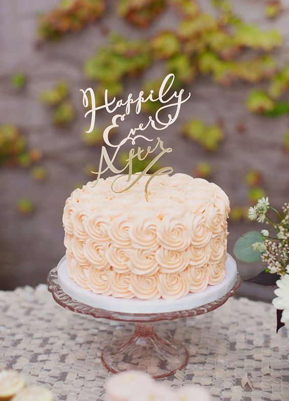 5 Cutest Cake Topper Ideas                                                                                                                                                                                 More