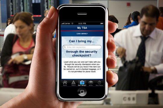 Tips to Speed Your Tech Through TSA Checkpoints