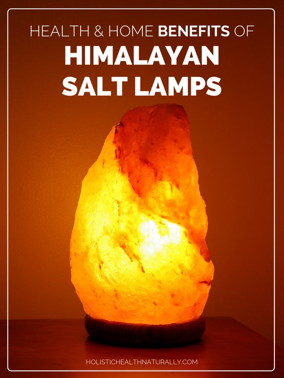 Do Salt Lamps Work For Migraines : Himalayan salt, Health and Himalayan on Pinterest