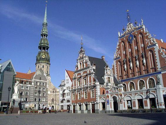 Riga Places, Latvia
