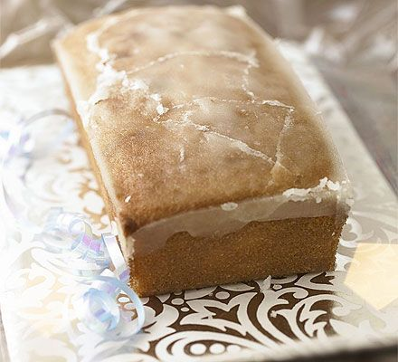 Lemon drizzle cake .  One of the most popular bakes on the BBC Good Food website. I've made this. Delicious.