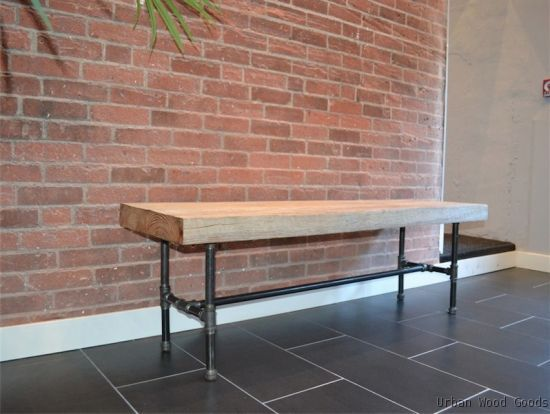 Urban Wood Goods Old Growth Industrial Wood From