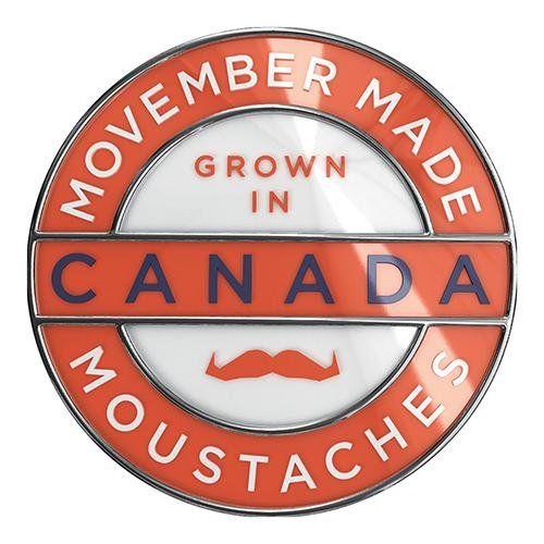 @MovemberCA 2014 logo #movember