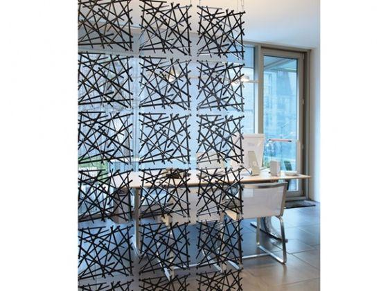10 astuces pour s parer vos pi ces sans cloisonner. Black Bedroom Furniture Sets. Home Design Ideas