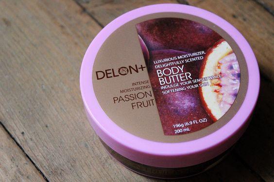 Passion Fruit Body Butter   Delon