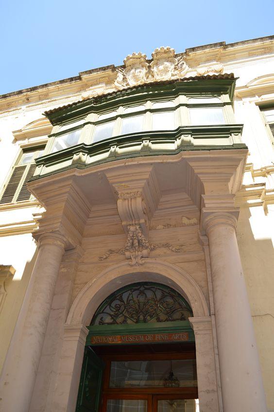 Musée national des Beaux-Arts La Valette